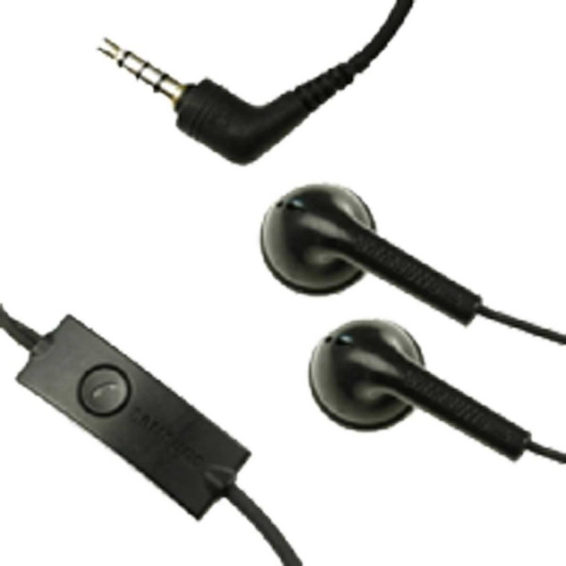 Acc. Samsung Headphone EHS49US0ME Stereo 3,5mm black su www.GlobalWorkMobile.it Il miglior Sito per Acquistare Tecnologia Online