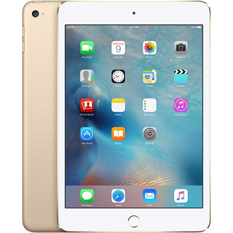 Apple iPad Mini 4 WiFi 128GB gold EU Apple iPad Mini 4 WiFi 128GB gold EU su www.GlobalWorkMobile.it Il miglior Sito per Acqu...