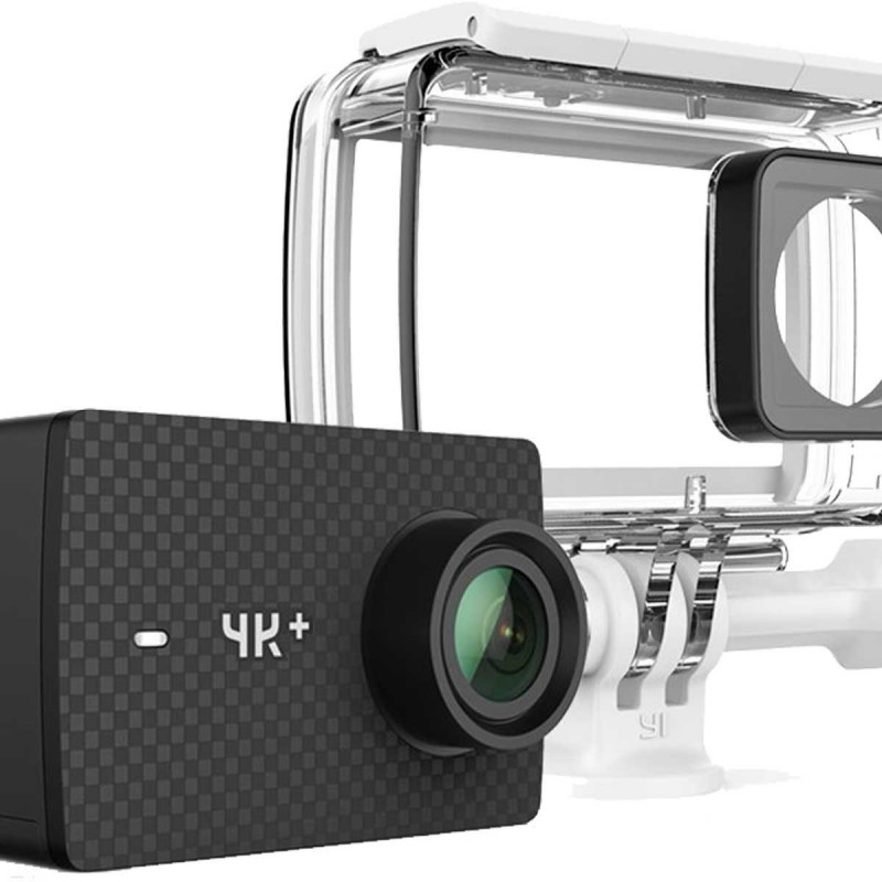 Acc. Xiaomi Yi 4K+ Action Camera Black Waterproof Set Acc. Xiaomi Yi 4K+ Action Camera Black Waterproof Set su www.GlobalWork...
