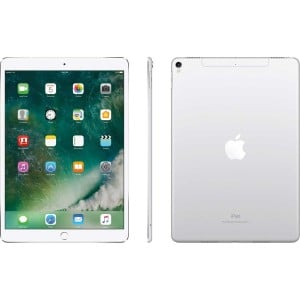 Apple iPad Pro 10.5 (2017) 4G 64GB Silver EU MQF02FD-A Apple iPad Pro 10.5 (2017) 4G 64GB Silver EU MQF02FD-A su www.GlobalWo...