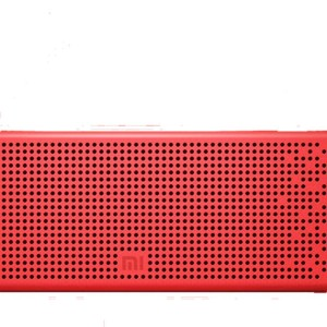 Acc. Speaker Xiaomi Mi Bluetooth Speaker red - EAN: 6954176836663 su www.GlobalWorkMobile.it Il miglior Sito per Acquistare T...