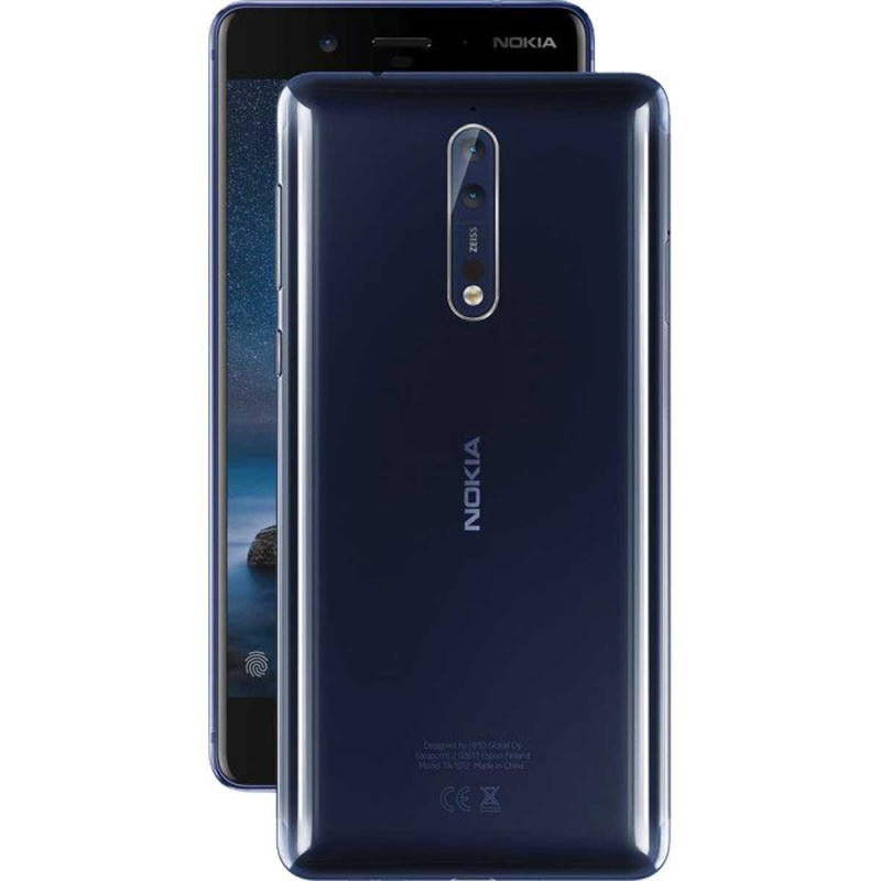 Nokia 6 (2018) 4G 64GB Dual-SIM blue-gold EU Nokia 6 (2018) 4G 64GB Dual-SIM blue-gold EU su www.GlobalWorkMobile.it Il migli...