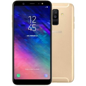 Samsung A605 Galaxy A6 Plus (2018) 4G 32GB Dual-SIM gold EU Samsung A605 Galaxy A6 Plus (2018) 4G 32GB Dual-SIM gold EU su ww...