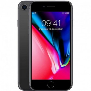 Apple iPhone 8 4G 256GB space gray EU MQ7C2__-A Apple iPhone 8 4G 256GB space gray EU MQ7C2__-A su www.GlobalWorkMobile.it Il...
