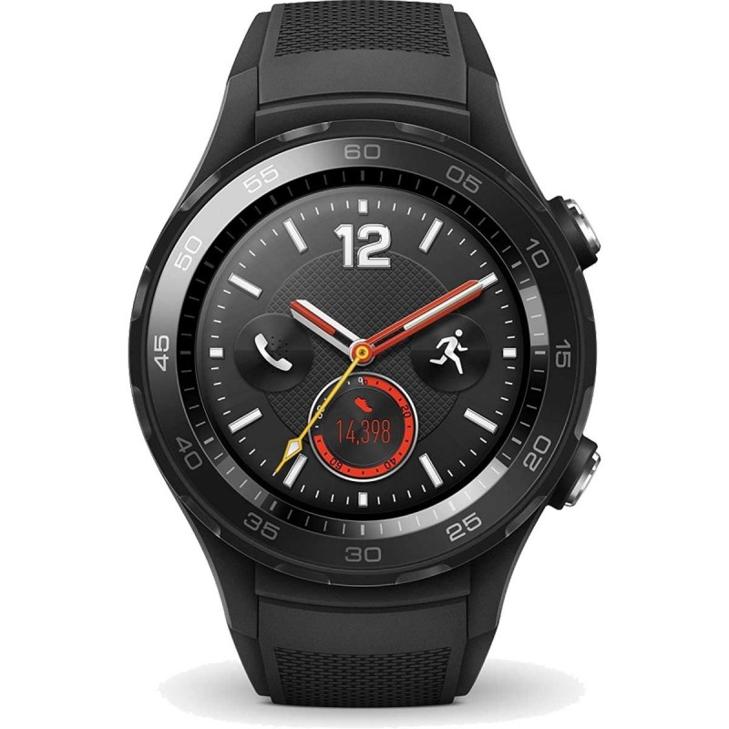Acc. Bracelet Huawei Watch 2 only WiFi black EU Acc. Bracelet Huawei Watch 2 only WiFi black EU su www.GlobalWorkMobile.it Il...
