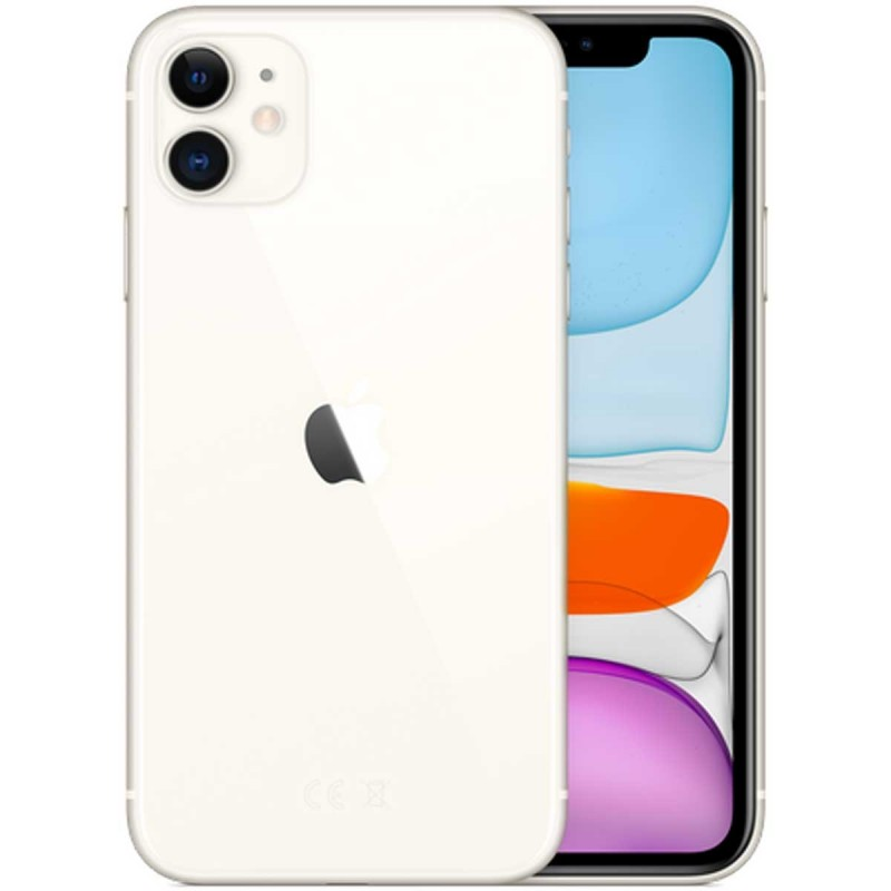 Apple iPhone 11 4G 128GB white  MWM22ZD-A Apple iPhone 11 4G 128GB white  MWM22ZD-A su www.GlobalWorkMobile.it Il miglior Sit...