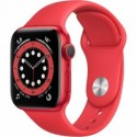 Smartwatch Apple Watch 6 40mm red with regular Sport Band EU Smartwatch Apple Watch 6 40mm red with regular Sport Band EU su ...